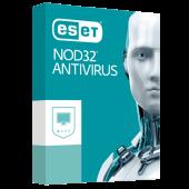 ESET NOD32 Antivirus | 3 postes | 3 ans | Renouvellement | PC | Téléchargement