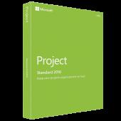 Microsoft Project Standard 2016