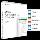 Office famille et petite entreprise 2019 - 1 Poste - MAC