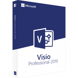 Microsoft Visio Professionnal 2019