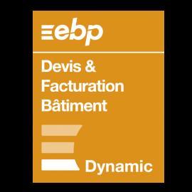 EBP Devis et facturation Bâtiment Dynamic 2021