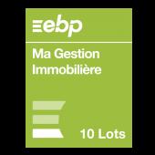 EBP Ma gestion immobilière 10 lots