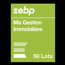 EBP Ma gestion immobilière 50 lots