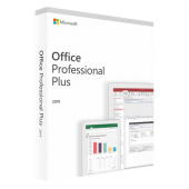 Office Professionnel Plus 2019 | 1 Poste | PC | En Téléchargement