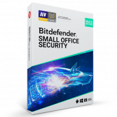 Small Office Security | 20 appareils | 1 an | PC/Mac/Android/iOS | En Téléchargement