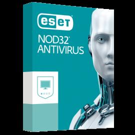 ESET NOD32 Antivirus   1 poste   1 an   PC   Téléchargement