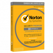 Symantec Norton Security Premium 2020