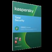 Total Security 2021 | Renouvellement | 1 Appareil | 2 Ans | PC/Mac/Android/iOS | En Téléchargement