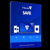 Safe | Renouvellement | 3 postes | 1 an | PC/Mac/Android | En téléchargement