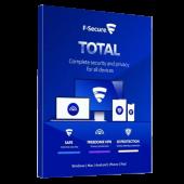 Total | Renouvellement | 5 postes | 1 an | PC/Mac/Android | En téléchargement