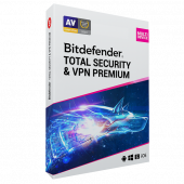 Bitdefender Total Security & VPN Premium