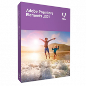 Premiere Elements 2021 | licence perpétuelle | 1poste | PC | En téléchargement