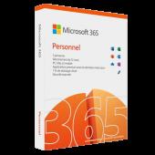 365 Personnel | 1 Utilisateur | PC/Mac/iOs/Android | 1 an | Nouvelle version