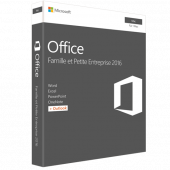 Office famille et petite entreprise 2016 pour mac