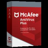 Antivirus Plus | 1 poste | 1 an | PC/Mac/Android/iOS | Téléchargement