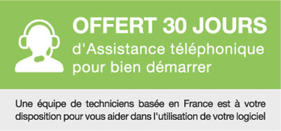 Assistance EBP 30 jours incluses